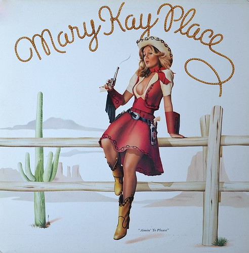 "Mary Kay Place - ""Aimin` To Please"""