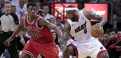 NBA: BULLS APAGARAM HEAT (BetClic Portugal) Tags: noah spurs james bulls heat durant warriors wade nba thunder parker boozer chalmers mvp knicks pacers lebron carmelo westbrook basquetebol