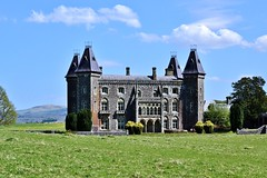 Newton House, Dinefwr Park (Paula J James) Tags: history southwales wales carmarthenshire welsh nationaltrust llandeilo newtonhouse dinefwr llandyfeisant southwestwales welshhistory southernwales dinefwrpark