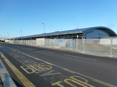 London Southend Airport, expansion. (saxonessex) Tags: londonsouthendairport airportterminalconstruction
