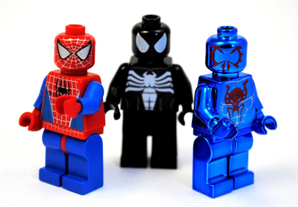 Lego Spiderman Malvorlagen Star Wars 1 Lego Spiderman: The World's Newest Photos Of K3po And Lego
