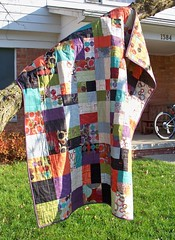 Basic Math (EschHouseQuilts) Tags: throw layercake freepattern modabakeshop eschhousequilts jugglingsummer