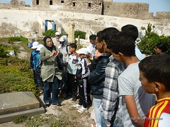 12 May - visit to Christian and Jewish cemeteries 3 (High Atlas Foundation) Tags: cemeteries cemetery community respect tolerance jewish coexistence development essaouira cultural sustainable preservation fha haf civilsociety jewishmuslim capacitybuilding participatorydevelopment