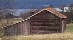Barn 7 (Swedish Scrapper | Liz Tillstrom) Tags: barn sweden jmtland