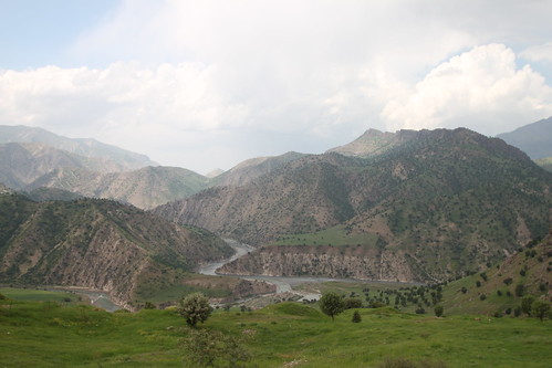 When the two rivers join! Sharbajer area - KURDISTAN - EXPLORE!
