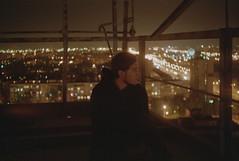 (awaysounds) Tags: film night tessar zorki4