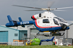 G-COTH (Paul Beale Photography) Tags: aircraft airport aviation beale coth douglas explorer gcoth gloucestershire helicopter house mcdonnell md md902 paul photo photography rotary services specialist staverton trinity
