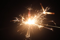 Sparks (calebbest) Tags: light fire amazing lighter sparkler sparks spark