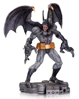 無限危機:夢魘蝙蝠俠 & 原子時代神力女超人