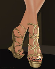 On Your Toes: Barely There (Anessa Stine) Tags: r2 ikon league flair gos belleza slink oyt tutys onyourtoes fashionmodelavatar secondlife sl lelutka collabor88 suvoir maxigossamer gosboutique