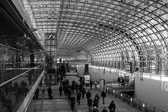 Torino (Massimo MInioto) Tags: station torino turin stazione portasusa bestcapturesaoi elitegalleryaoi blackdiamondcanon5dmkiicanon50mmf1