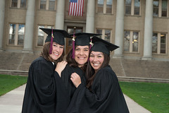 A family of graduates at Colorado State University (ColoradoStateUniversity) Tags: students forestry fortcollins philosophy co commencement graduates liberalarts englishliterature csucategories academiccolleges 2013springcommencement