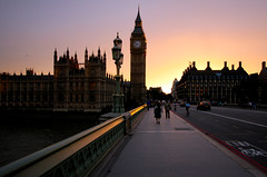 Big Ben (Gabriel Smy) Tags: sunset london housesofparliament bigben westminsterbridge palaceofwestminster