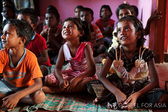 Excited to learn (Gospel for Asia) Tags: india students children asian hope asia god jesus missions hopeless believers gfa charities bridgeofhope gospelforasia reachingthelost childreninpoverty kpyohannan