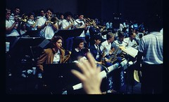 Billiken Pep Band (St. Louis University Libraries Digital Collections) Tags: students stlouis band alumni pep slu billiken saintlouisuniversity stlouisuniversity