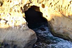 LA JOLLA, CALIFORNIA* (gobucks2) Tags: california rocks sandiego lajolla cliffs caves pacificocean oceans tunnels lajollashores coves lajollacove smalltowns lajollacalifornia sandiegocalifornia 2013 april2013 may2013 spring2013