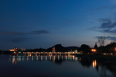 Lianchihtan night~ (chenhung..view) Tags: canon sigma kaohsiung  1770  sigma1770 60d sigma1770contemporary