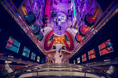 Freedom of the Seas (Jon Anderson|Photography) Tags: cruise vacation photography jon ship sony wideangle symmetry anderson promenade tropical symmetrical caribbean fullframe alpha royalcaribbean 850 easterncaribbean a850 freedomoftheseas tamronspaf2040mmf2735if alpha850
