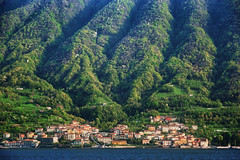 Lezzeno, Italy (james_clear) Tags: travel italy mountain lake como water landscape europe lagodicomo lezzeno