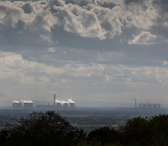 Drax and Eggborough power stations (alh1) Tags: powerstation drax eastyorkshire valeofyork