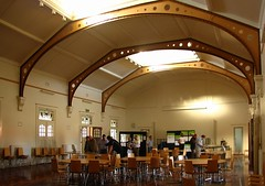 Warragul Railway Station Refreshment Rooms (phunnyfotos) Tags: panorama canon interior australia victoria trainstation vic 1915 tearooms gippsland warragul victorianrailways refreshmentrooms phunnyfotos warragulrailwaystation warragulstation