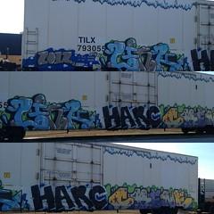 Link / Harc / Crene (onlytrusttrains) Tags: hard link freight reefer crene