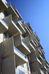 Balconys reaching for the sky (Anne sterby) Tags: blue windows 2 sky urban building window glass architecture modern canon buildings copenhagen lens eos reaching mark balcony balkon capital may moderne 5d canon5d pancake 40mm glas metropol himmelen balconys kbenhavn maj vinduer arkitektur vindue bl bygning linse restaden mark2 himlen altan objektiv bygninger nr urbanlifeinmetropolis 2013 altaner hovedstaden canonef40mmf28stm retad