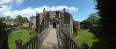 Walmer Castle Deal Kent (Paul @ Doverpast.co.uk) Tags: castle eh gardens garden kent fort platform henry wellington deal viii fortification defence defences 8th walmer englishheritage henrician