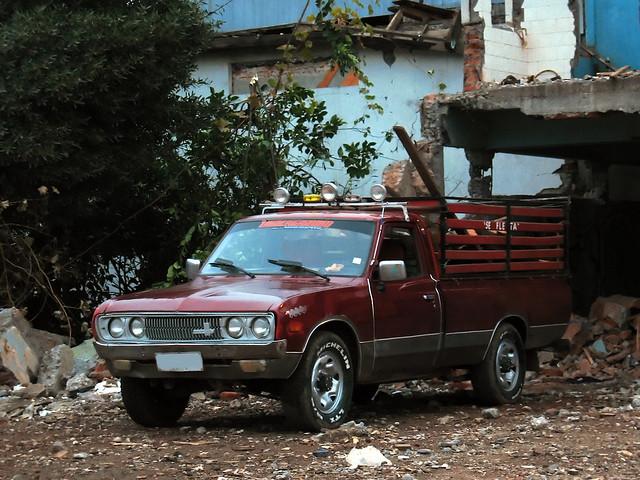 pickup datsun pickuptrucks camionetas datsun1600 datsunpickup datsun620