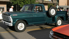1967 Ford F-100 Stepside Pickup Truck (coconv) Tags: pictures auto old classic cars ford car truck vintage photo bed automobile long image photos antique picture pickup f100 images vehicles photographs photograph f 1967 vehicle 100 autos collectible collectors 67 automobiles stepside blart