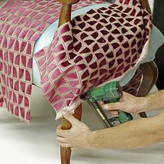 Taller de tapicería (tapidecor) Tags: tapicería tapizado