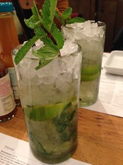 Mojito night (yumtan) Tags: london wahaca
