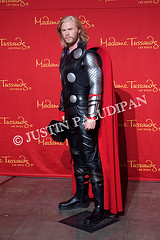 Thor Wax Figure as portrayed by actor Chris Hemsworth (paludipan) Tags: usa lasvegas nv thor chrishemsworth