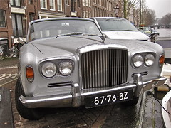 87-76-BZ BENTLEY T1, 1966 (sanders') Tags: t rollsroyce 1966 bentley t1 tseries cwodlp 8776bz