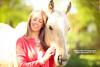 Horse Cuddles (Sasha L'Estrange-Bell) Tags: portrait green spring palomino palominohorse sashabell oliviabell sashabellphotography