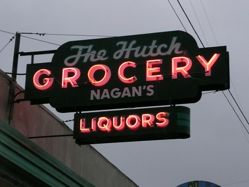 THE HUTCH GROCERY LIQUORS ARCATA CALIF