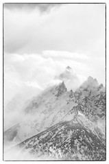 storm_bw_07 (StephenWilliDesigns) Tags: blackandwhite snow storm mountains weather jackson wyoming tetons grandteton jacksonhole grandtetonnationalpark