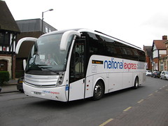 National Express Edwards Volvo F9R FJ12FXY - Droitwich (dwb photos) Tags: volvo coach caetano nationalexpress droitwich levante edwardscoaches fj12fxy
