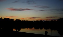 Lake Sunset (immygrace) Tags: loo sunset summer lake holland colour dark t 2012 noc landal landgoed immygrace
