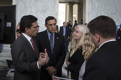 Majority Leader Cantor and Chairman Issa Preview Innovative Ways to Use Government Data (OversightandReform) Tags: congress transparency data republicans issa legislation opengovernment ericcantor majorityleader opendata governmentdata darrellissa oversightcommittee