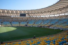 Novo Maracan (Andre Borges / Borgesfree) Tags: brazil riodejaneiro nikon rj 1855mm maracana fifaworldcup d90 fotebol copa2014 brazil2014 andreborges novomaracana