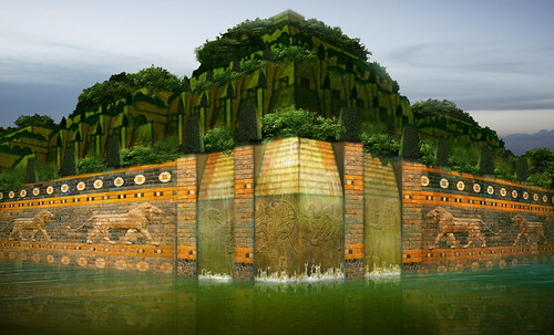 "Jardines colgantes de Babilonia • <a style=""font-size:0.8em;"" href=""http://www.flickr.com/photos/30735181@N00/8745403716/"" target=""_blank"">View on Flickr</a>"