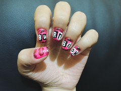 Burn Book - Livro do Arraso (Sarah Werneck) Tags: movie nail nails filme unhas nailart meangirls unha burnbook unhasdecoradas meninasmalvadas livrodoarraso