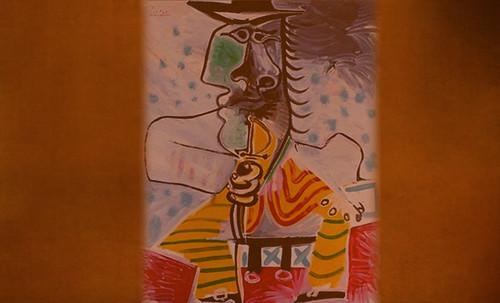 """Mosqueteros, perceptualización de Rembrandt Hamenzoon van Rijn (1640), deconstrucción minimalista de Henri Matisse (1903), transfiguración de Pablo Picasso (1969). • <a style=""""font-size:0.8em;"""" href=""""http://www.flickr.com/photos/30735181@N00/8747990994/"""" target=""""_blank"""">View on Flickr</a>"""