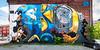 Captain America (Sky Noir) Tags: art public project outdoors virginia mural richmond va pixel pancho rva pixelpancho skynoir richmondmuralproject artwineo