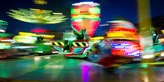 Midnight spin (Martin de Witte) Tags: longexposure lights nederland thenetherlands fair friesland kermis upc leeuwarden fancyfair zaailand urbanphotocollective upc0613