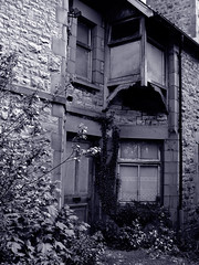 Abandoned 10 (suzanna_hughes) Tags: urban white black abandoned farmhouse landscape cottage exploration asylum denbigh urbanex