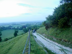 Midsummer Solstice on the South Down - Down Offham Hill (brightondj - getting the most from a che