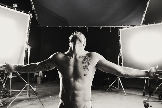 Invictus by Paco Rabanne - Launch & Behind the scenes