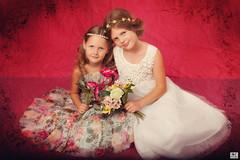 (MissSmile) Tags: family portrait kids children memories retro together tender misssmile